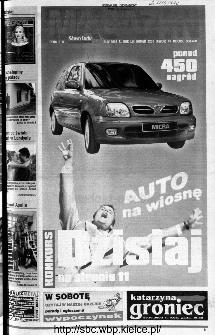 Słowo Ludu 2002 R.LIV, nr 91 (magazyn)