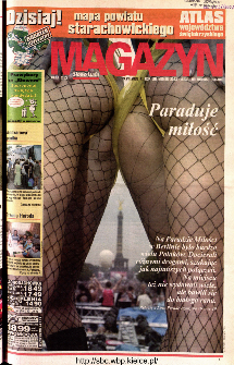 Słowo Ludu 2002 R.LIV, nr 166 (magazyn)