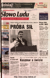 Słowo Ludu 2002 R.LIV, nr 269