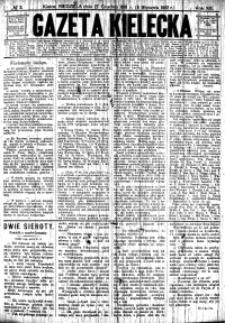 Gazeta Kielecka, 1872, R.3, nr 58