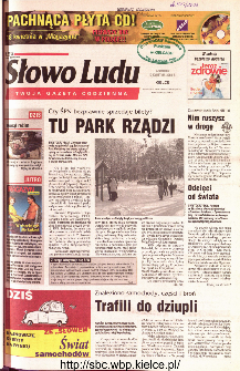 Słowo Ludu 2003 R.LIV, nr 85