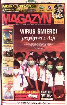 Słowo Ludu 2003 R.LIV, nr 86 (magazyn)