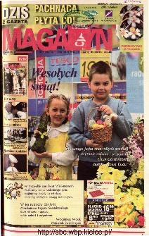 Słowo Ludu 2003 R.LIV, nr 92 (magazyn)
