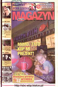Słowo Ludu 2003 R.LIV, nr 124 (magazyn)