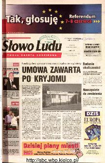 Słowo Ludu 2003 R.LIV, nr 129