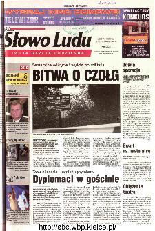 Słowo Ludu 2003 R.LIV, nr 148
