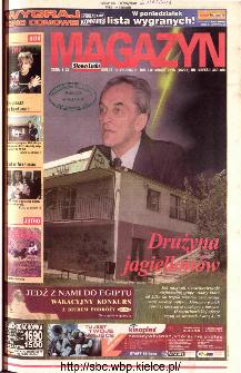 Słowo Ludu 2003 R.LIV, nr 159 (magazyn)