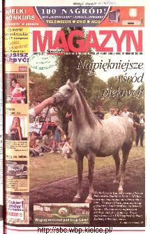 Słowo Ludu 2003 R.LIV, nr 188 (magazyn)
