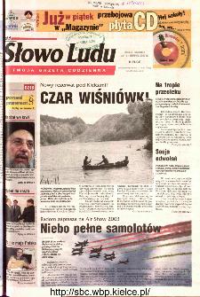 Słowo Ludu 2003 R.LIV, nr 201