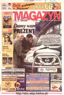 Słowo Ludu 2003 R.LIV, nr 206 (magazyn)