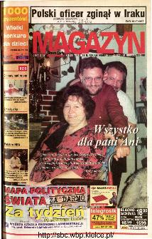 Słowo Ludu 2003 R.LIV, nr 259 (magazyn)