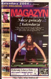 Słowo Ludu 2003 R.LIV, nr 270 (magazyn)