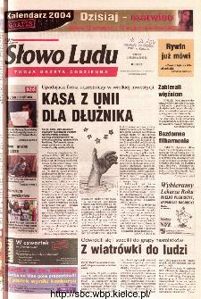 Słowo Ludu 2003 R.LIV, nr 279