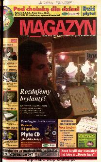 Słowo Ludu 2003 R.LIV, nr 294 (magazyn)