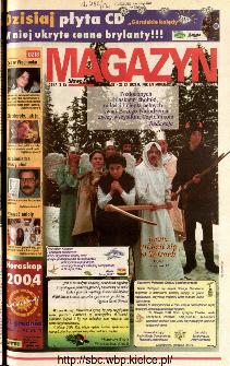 Słowo Ludu 2003 R.LIV, nr 297 (magazyn)