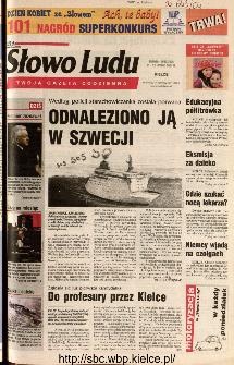 Słowo Ludu 2004 R.LV, nr 44