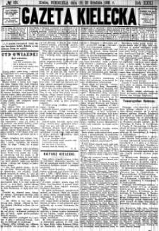 Gazeta Kielecka, 1901, R.32, nr 85