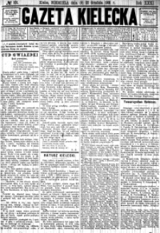 Gazeta Kielecka, 1901, R.32, nr 86