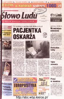Słowo Ludu 2004 R.LV, nr 198