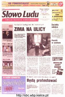 Słowo Ludu 2004 R.LV, nr 243