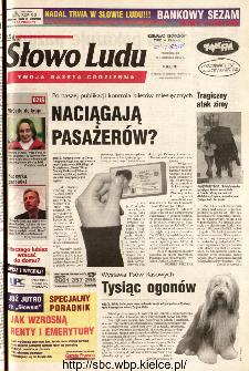 Słowo Ludu 2004 R.LV, nr 272