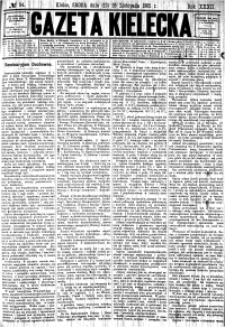Gazeta Kielecka, 1902, R.33, nr 8