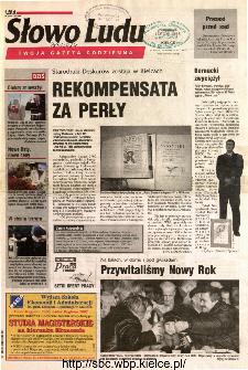Słowo Ludu 2005 R.LV, nr 1