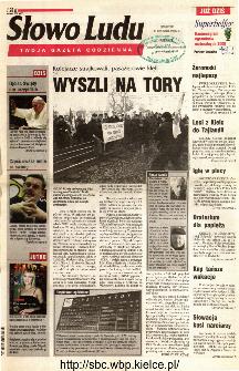Słowo Ludu 2005 R.LV, nr 10
