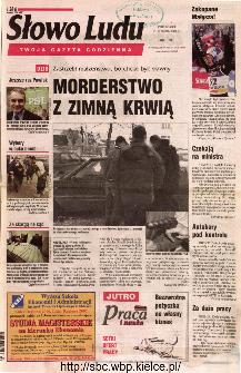 Słowo Ludu 2005 R.LV, nr 25
