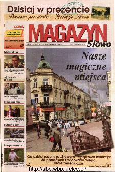 Słowo Ludu 2005 R.LV, nr 109 (magazyn)