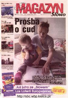 Słowo Ludu 2005 R.LV, nr 115 (magazyn)