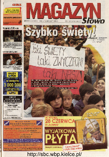 Słowo Ludu 2005 R.LV, nr 144 (magazyn)