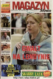 Słowo Ludu 2005 R.LV, nr 156 (magazyn)