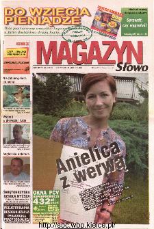 Słowo Ludu 2005 R.LV, nr 168 (magazyn)
