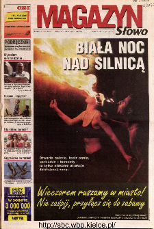 Słowo Ludu 2005 R.LV, nr 203 (magazyn)