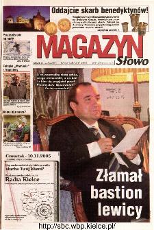 Słowo Ludu 2005 R.LV, nr 261 (magazyn)