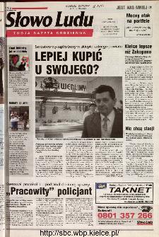 Słowo Ludu 2001 R.LII, nr 2 (Kielce region)