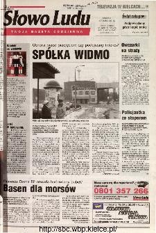 Słowo Ludu 2001 R.LII, nr 3 (Kielce region)