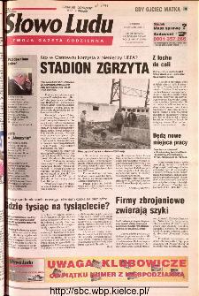 Słowo Ludu 2001 R.LII, nr 15 (Kielce region)