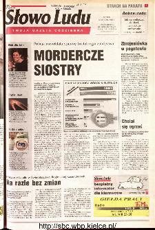 Słowo Ludu 2001 R.LII, nr 19 (Kielce region)