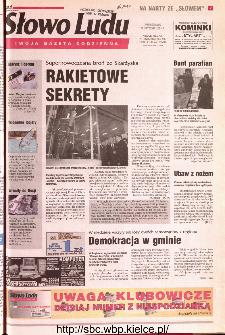 Słowo Ludu 2001 R.LII, nr 24 (Kielce region)