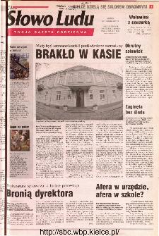 Słowo Ludu 2001 R.LII, nr 25 (Kielce region)