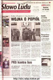 Słowo Ludu 2001 R.LII, nr 29 (Kielce region)