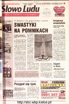 Słowo Ludu 2001 R.LII, nr 31 (Kielce region)