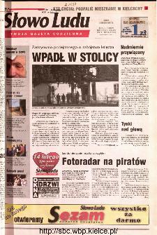 Słowo Ludu 2001 R.LII, nr 32 (Kielce region)