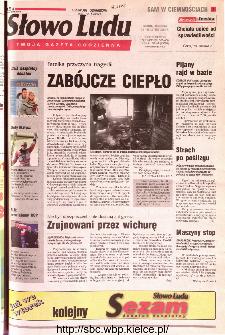 Słowo Ludu 2001 R.LII, nr 47 (Kielce region)