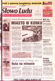 Słowo Ludu 2001 R.LII, nr 49 (Kielce region)