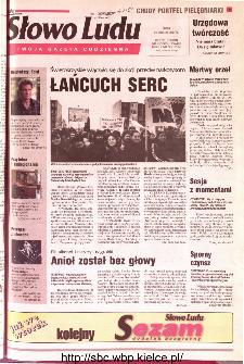Słowo Ludu 2001 R.LII, nr 50 (Kielce region)