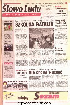 Słowo Ludu 2001 R.LII, nr 51 (Kielce region)