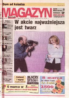 Słowo Ludu 2001 R.LII, nr 52 magazyn (Kielce region)